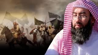 15 دقيقة متتعة جدا مع اجمل قصص عمر بن الخطاب بصوت الشيخ نبيل العوضي