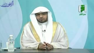 قراءتنا للقرآن ينبغي أن تكون تعبُّدًا لله تعالى - الشيخ صالح المغامسي