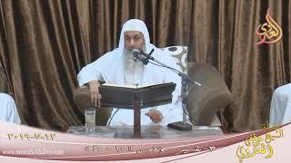 تفسير سورة يس ( 3 ) الآيات ( 20-40) للشيخ مصطفى العدوي  تاريخ 12 7 2019