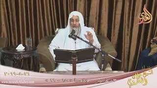 تفسير سورة سبأ ( 3 ) الآيات ( 15-21) للشيخ مصطفى العدوي تاريخ 21 4 2019