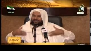 قصتين في قمة الروعة عن كظم الغيظ   فضيلة الشيخ/ سعيد بن مسفر القحطاني