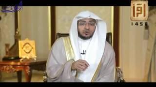 """قال الله عزَّ وجلَّ: """"وَيْلٌ لِّلْمُطَفِّفِينَ"""" - الشيخ صالح المغامسي"""
