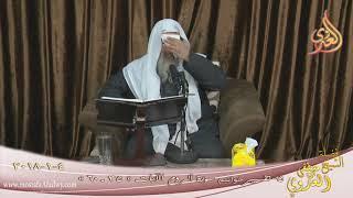 تفسير خواتيم سورة الروم ( 5 ) الآيات ( 35-60 ) للشيخ مصطفى العدوي تاريخ 4 1 2019