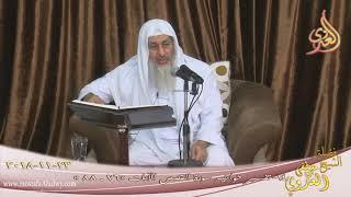 تفسير خواتيم سورة القصص ( 14 ) الآيات ( 76- 88 ) للشيخ مصطفى العدوي تاريخ 23 11 2018