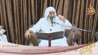 تفسير سورة الصافات ( 5 ) الآيات ( 123-144) للشيخ مصطفى العدوي تاريخ 22 9 2019