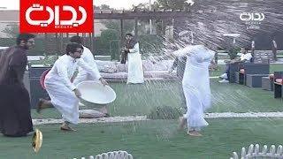 رد بلال الماضي وعبدالقادر الشهراني على جابر الحكماني ( لعب بالماء )! | #زد_رصيدك59
