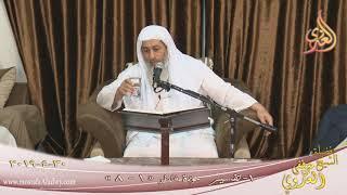 تفسير سورة فاطر ( 1 ) الآيات(1-8) للشيخ مصطفى العدوي تاريخ 30 4 2019