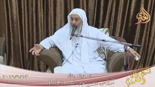 دروس عصر الجمعة ( 35 ) السؤال بالله للشيخ مصطفى العدوي تاريخ 13 9 2019