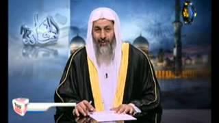 حكم تقبيل الرجل للرجل في خذه -- الشيخ مصطفى العدوي