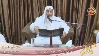 أبو شجاع ( قوامة الرجل في البيت ) للشيخ مصطفى العدوي تاريخ 11 9 2019