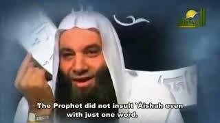 انظر إلى قول وفعل الحبيب فى محنته مع فضيلة الشيخ محمد حسان