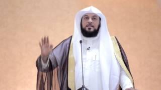 التبكير الى صلاة الجمعة | د.محمد العريفي