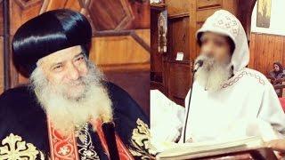 قسيس يوجه سؤال صعب للبابا شنودة عن عقيدة التثليث يهدم به النصرانية - فماذا فعل البابا