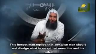 أمر خطير حدث من علامات الساعة مع فضيلة الشيخ العلامه محمد حسان