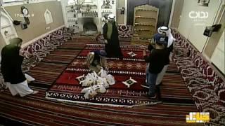 طيحة وليد الشمري لـ سعد الكلثم | #حياتك17
