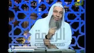 شاهد رد فعل فضيلة الشيخ محمد حسان على دعاة التشكيك والتجرأ على الله ورسوله بدعوى الحوار