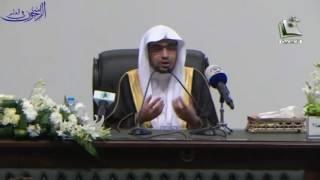 ينبغي أن يكون المرء ذا فطنة - الشيخ صالح المغامسي