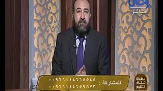 متصل من الجزائر يسأل باستغراب عن ما عرض على قناة وصال بأن أئمة الشيعة يقولون أن فاطمة خلقت من نور