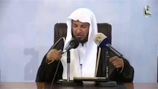 محاضرة اليوم | الأسباب الجالبة لمحبة الله | الشيخ سلطان العمري