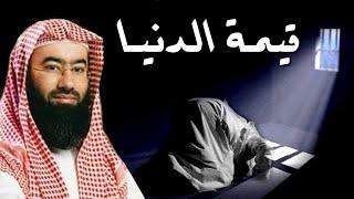 قصة من اغرب قصص القران عن قيمة الدنيا - قصة عجيبة مع الشيخ نبيل العوضي