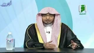 اصطفاء الله عزَّ وجلَّ لطالوت - الشيخ صالح المغامسي