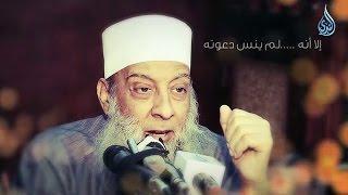 الشيخ الحويني : صحافتنا لا تعيش إلا على الفضائح